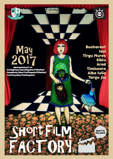 Short Film Factory - Poster - May 2017
