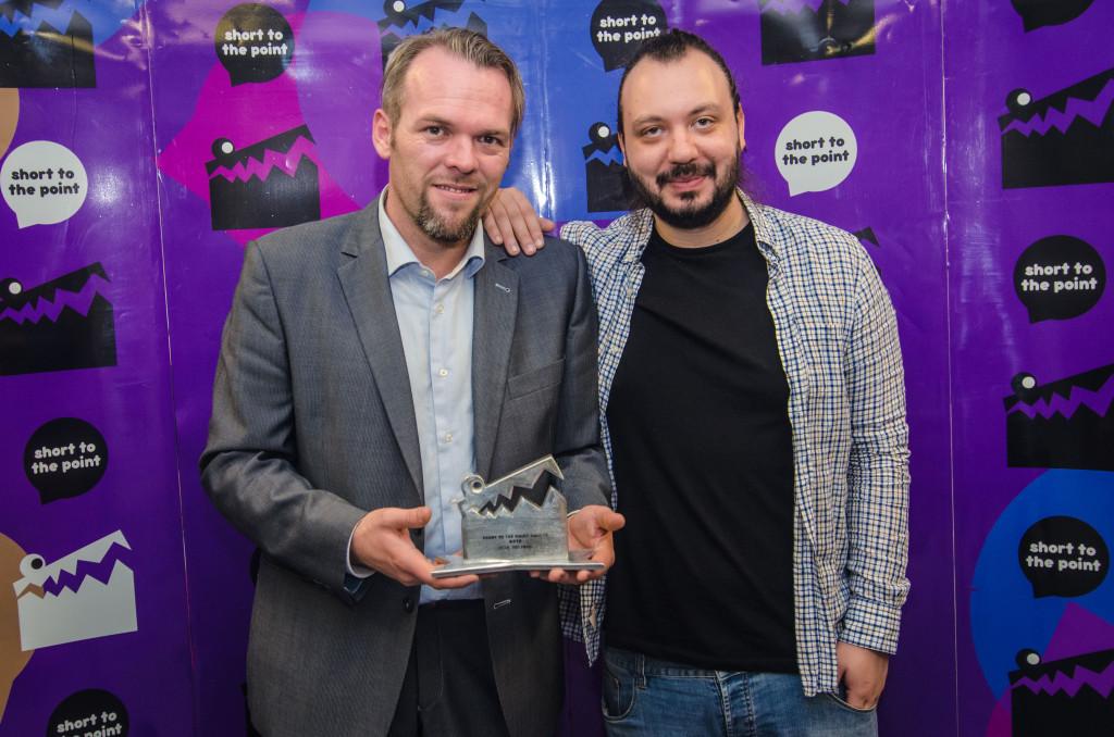 alecs nastoiu, ovidiu vasu @ sttp annual awards gala