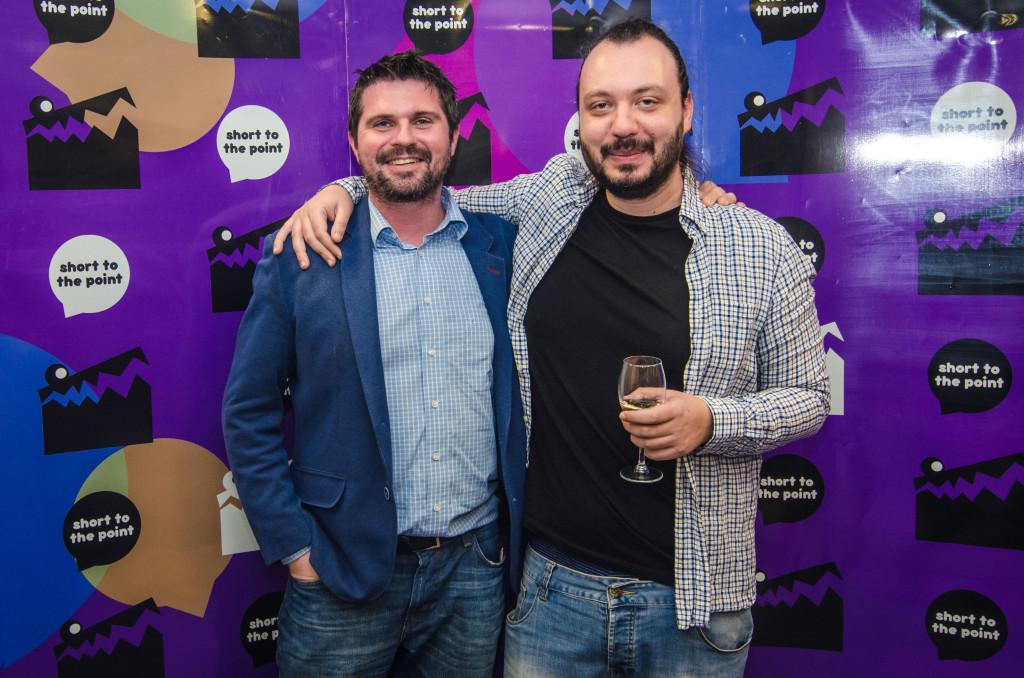 alecs nastoiu, pawel kita @ sttp annual awards gala
