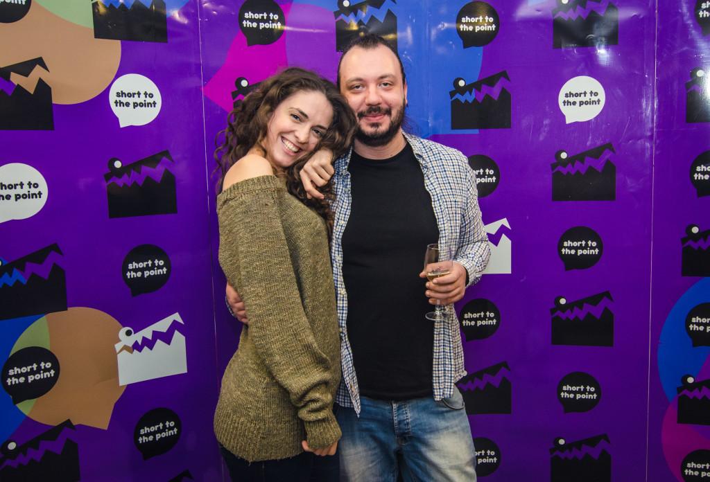 alecs nastoiu, teodora daiana pacurar @ sttp annual awards gala