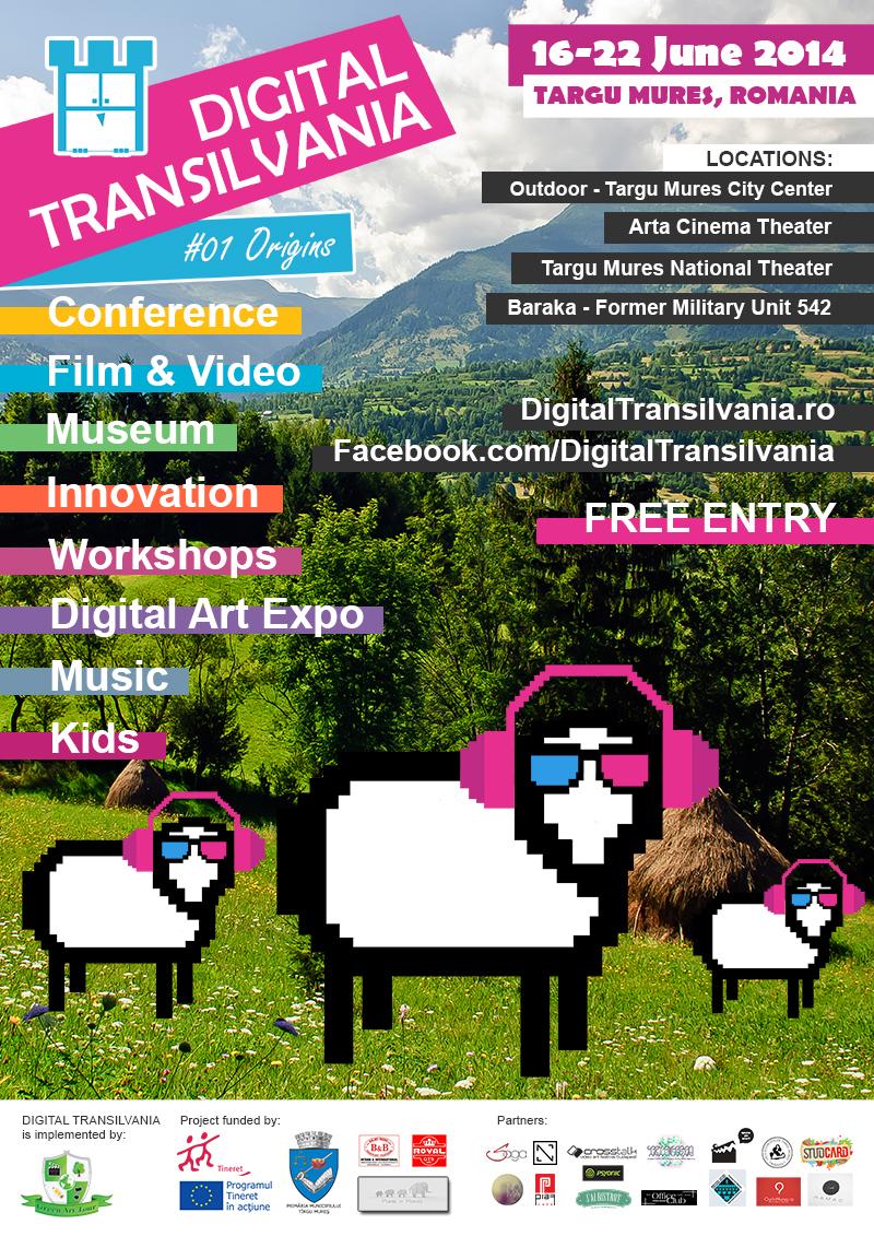 Digital Transilvania – lansare proiect