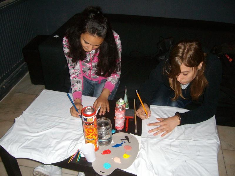 Ateliere de desen pentru copii – Partea 1 – Grafica de tricouri