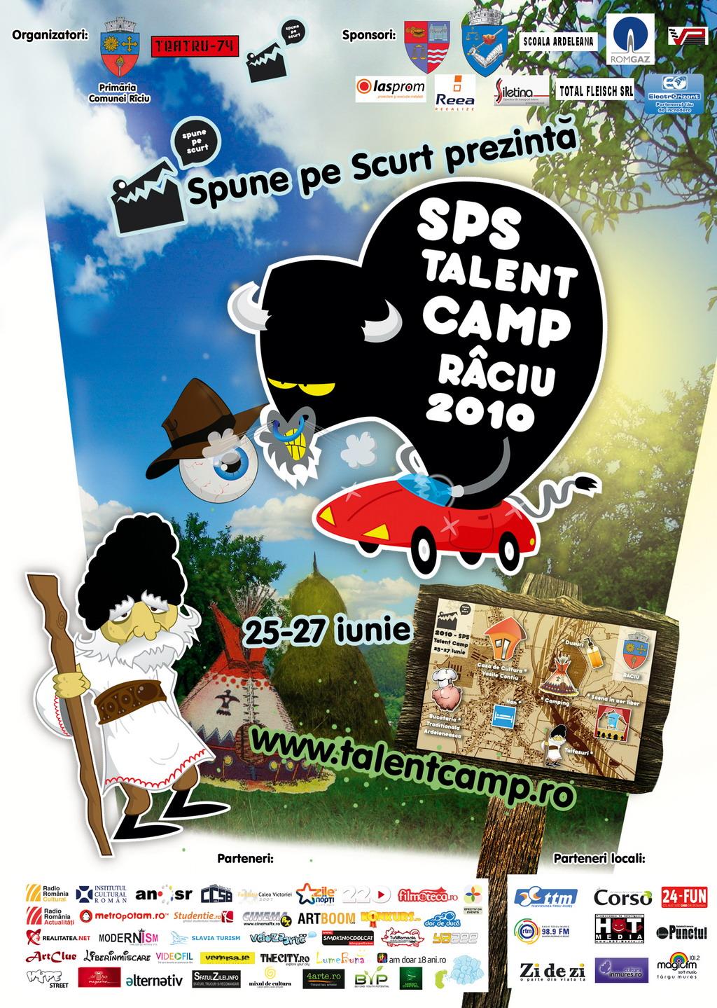 SPS Talent Camp