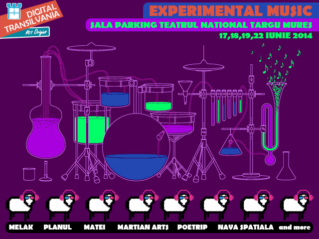 EXPERIMENTAL MUSIC @ SALA PARKING – TEATRUL NATIONAL