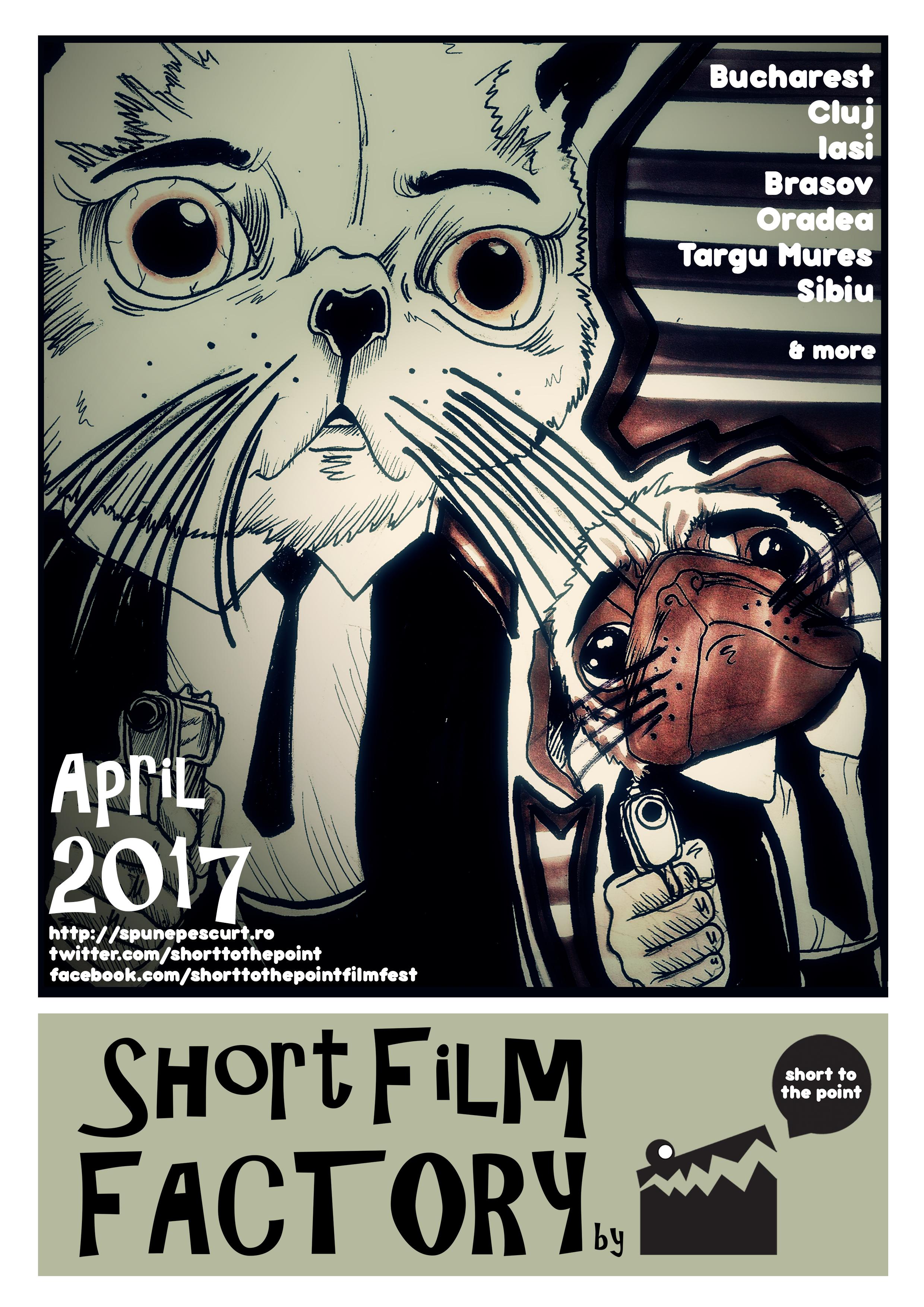Short Film Factory April 2017