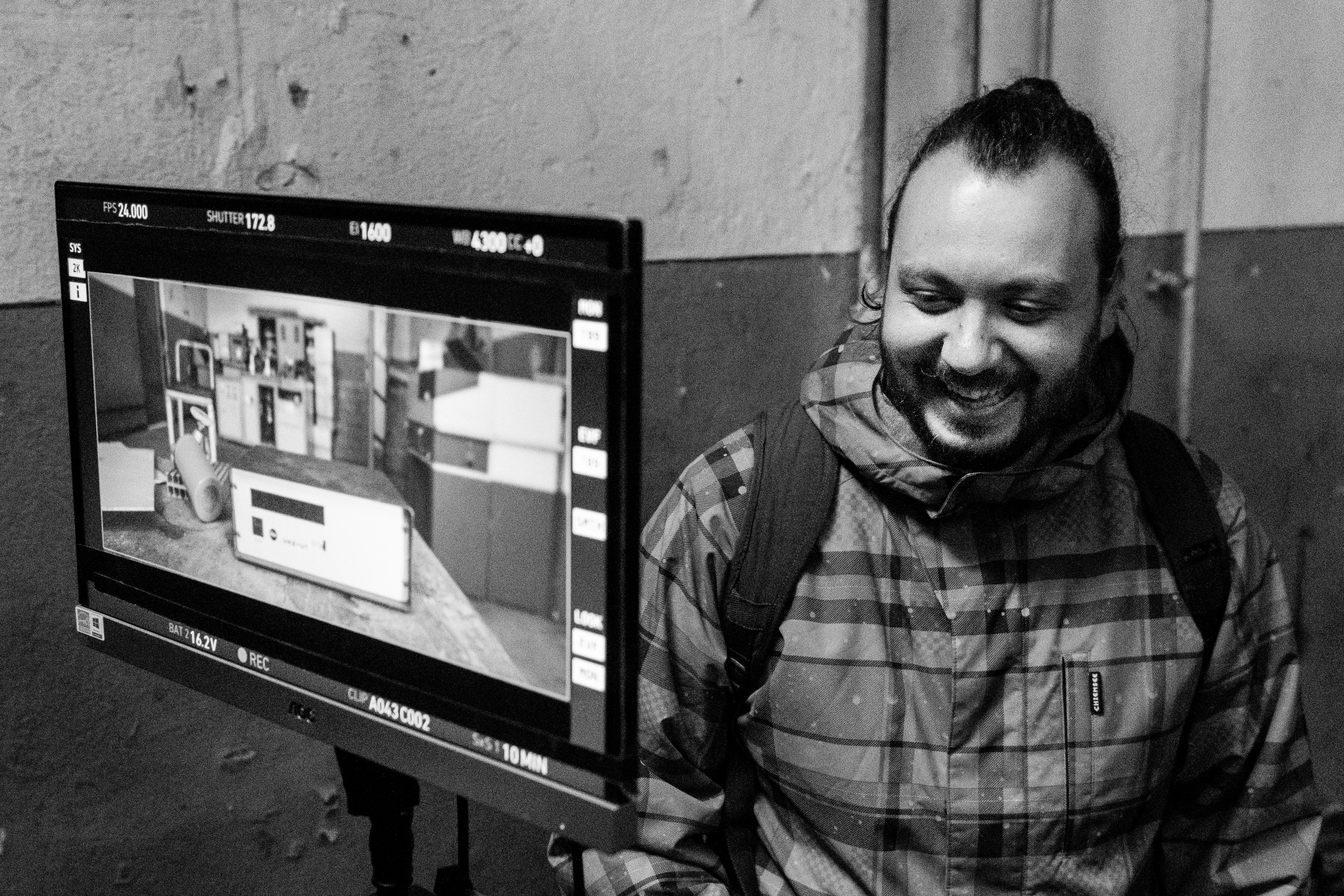 O noua productie pentru regizorul Alecs Nastoiu